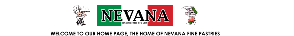 Nevana Fine Pastries - Welcome to our home page, the home of Nevana Fine Pastries